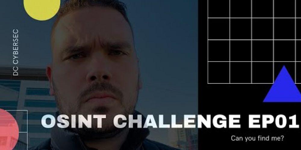Where is DC CyberSec? – OSINT Challenge Ep01