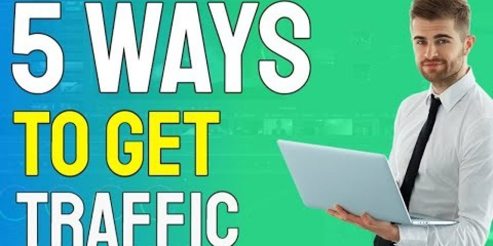 How To Get Traffic To Your Website | Generate and Increase Traffic to Your Blog