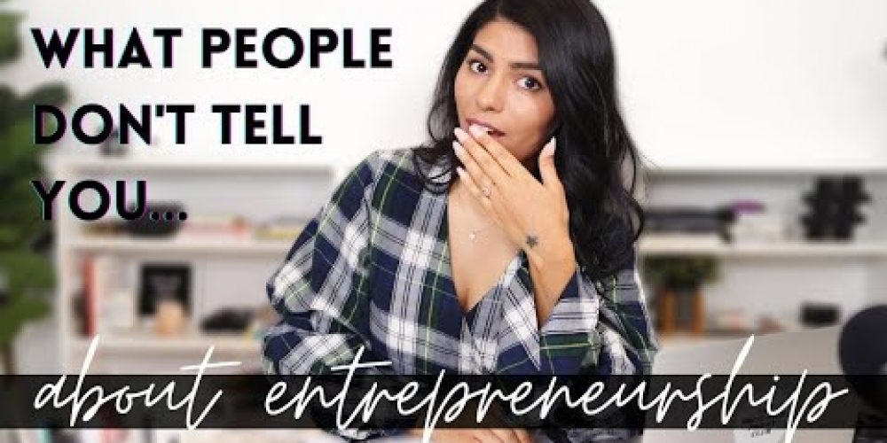 The Hardest Lessons I've Learned About Entrepreneurship