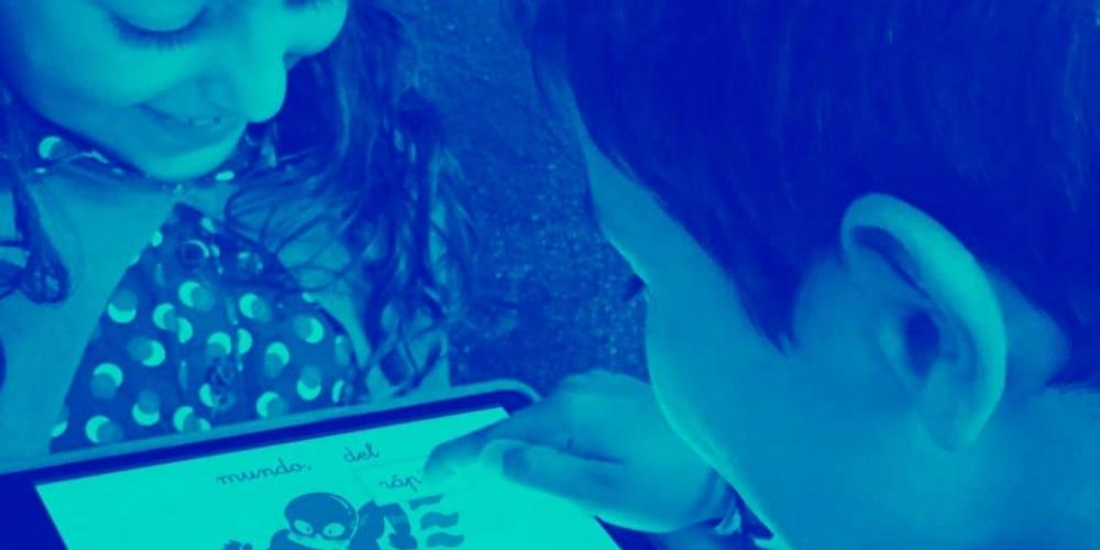 Las mejores aplicaciones para aprender a leer desde casa