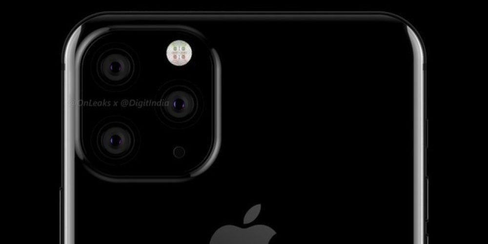 El próximo iPhone llegaría con cámara trasera triple