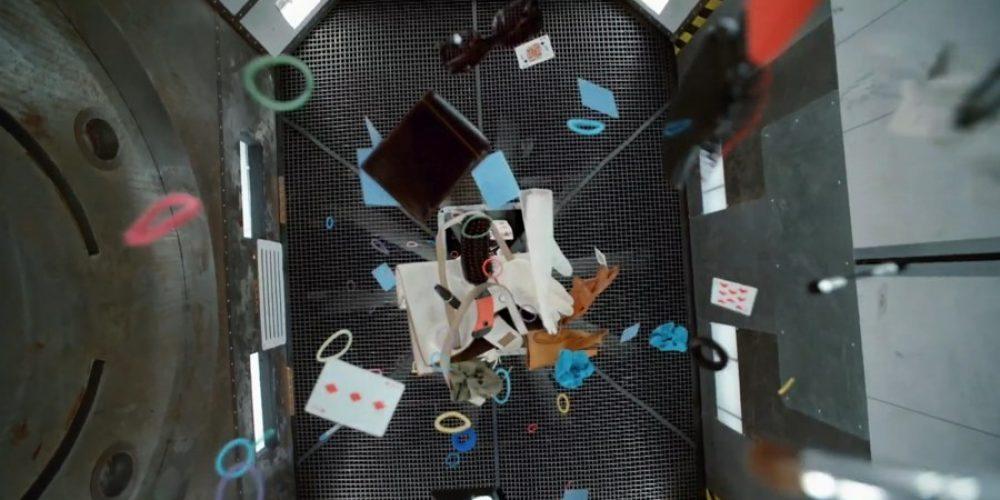 Apple demuestra la resistencia del iPhone 11 Pro lanzándole objetos a toda velocidad en un túnel de viento