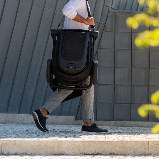 Joolz HUB+, un cochecito de paseo compacto y ligero para conquistar la ciudad