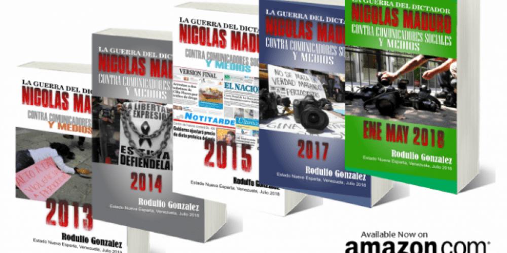 VENEZUELA: En el año 2015, sin orden judicial, la dictadura le prohibió salir del país a 22 directivos de prensa