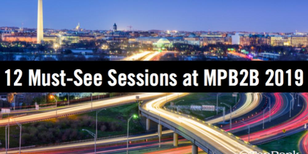 12 Must-See Sessions at MarketingProfs B2B Forum #MPB2B