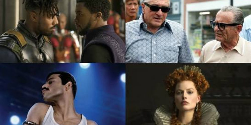 Ya tenemos los nominados a los premios Óscar 2019