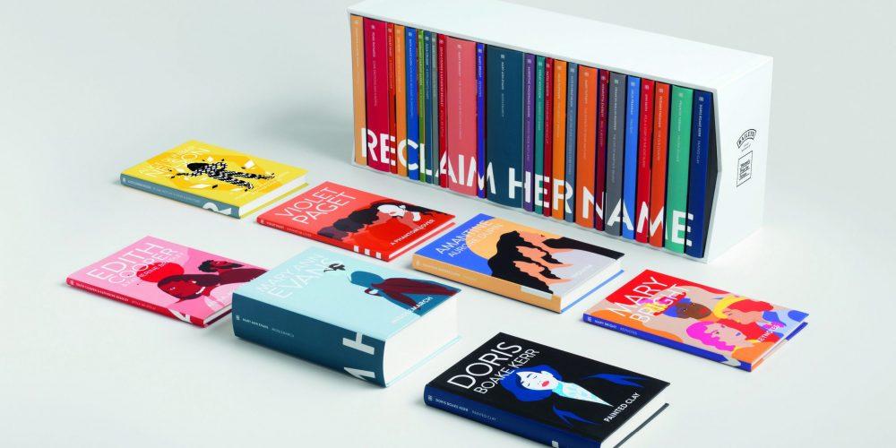 Baileys lanza una colección de 25 libros con los nombres reales de las autoras que utilizaron seudónimos masculinos para publicarlos