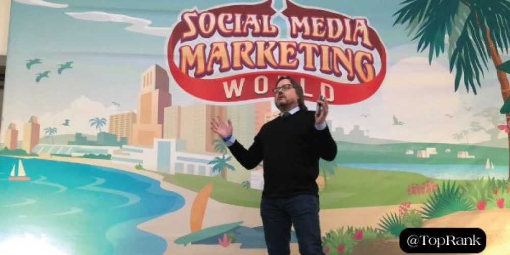 Robert Rose Shares How to Add Purpose & Focus Back Into Your Content Strategy at SMMW