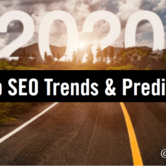 10 Top B2B SEO Trends & Predictions for 2020