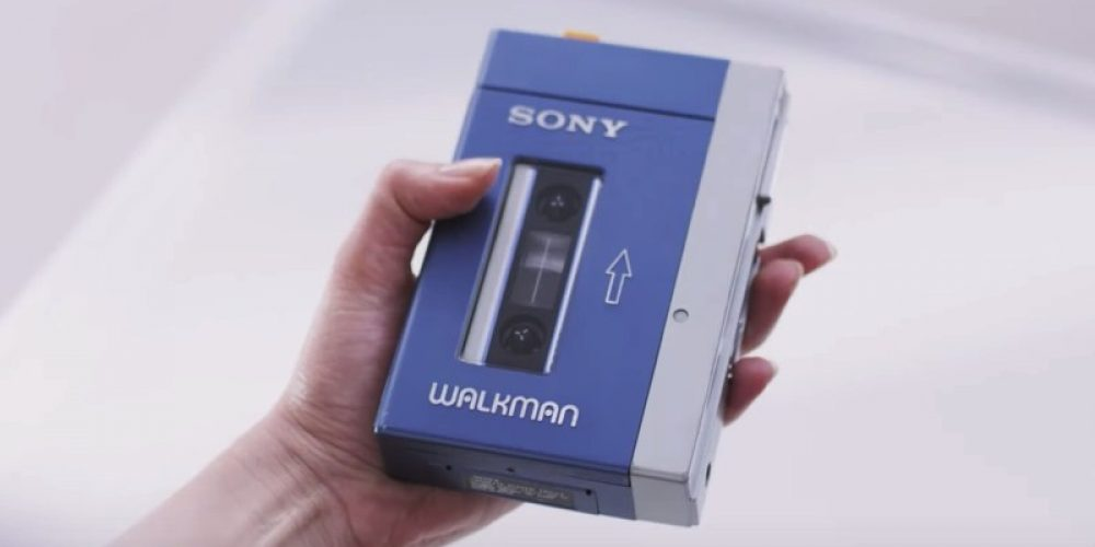 El Walkman cumple 40 años y Sony lo celebra repasando su historia en este vídeo