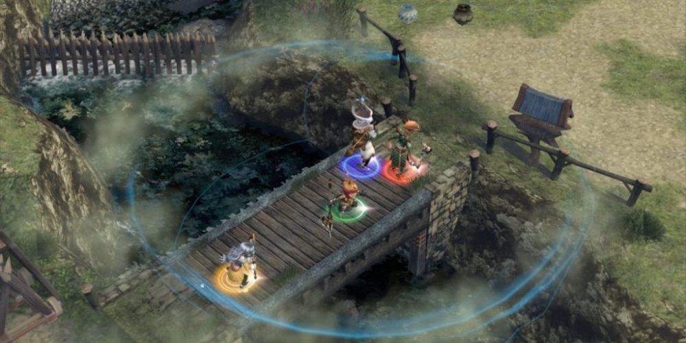 Nueva versión remasterizada de Final Fantasy Crystal Chronicles llegará en 2020