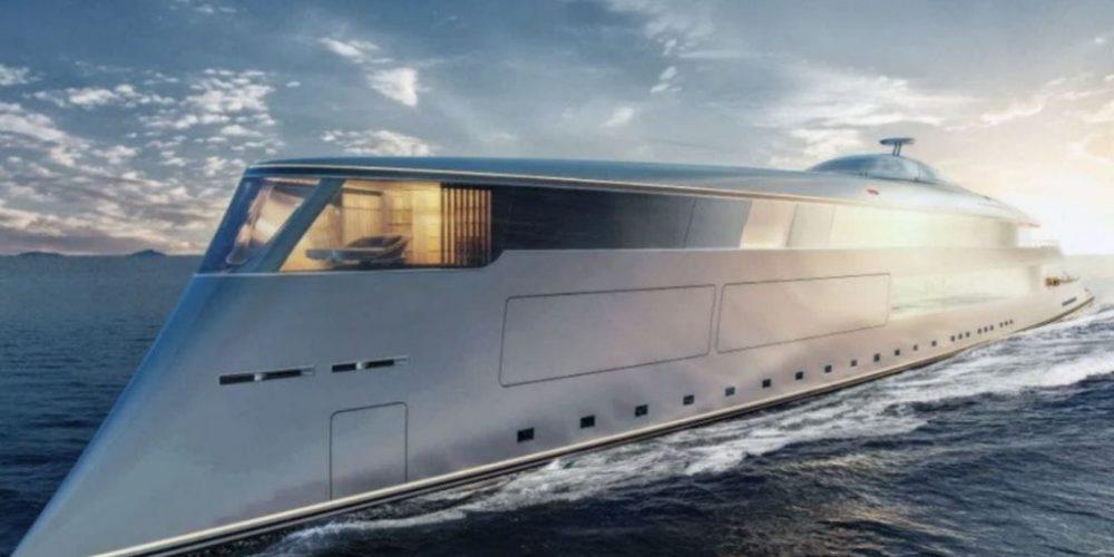 Bill Gates adquiere un lujoso barco ecológico