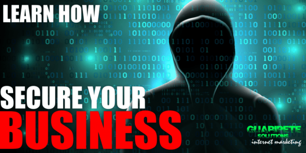 Training Events in Charlotte: Protect your Online Business | Wednesday September 11th