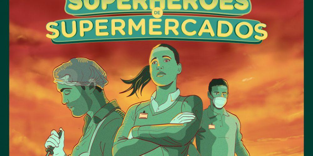Esta tienda de cómics ha creado un jabón de «kryptonita» contra el COVID-19