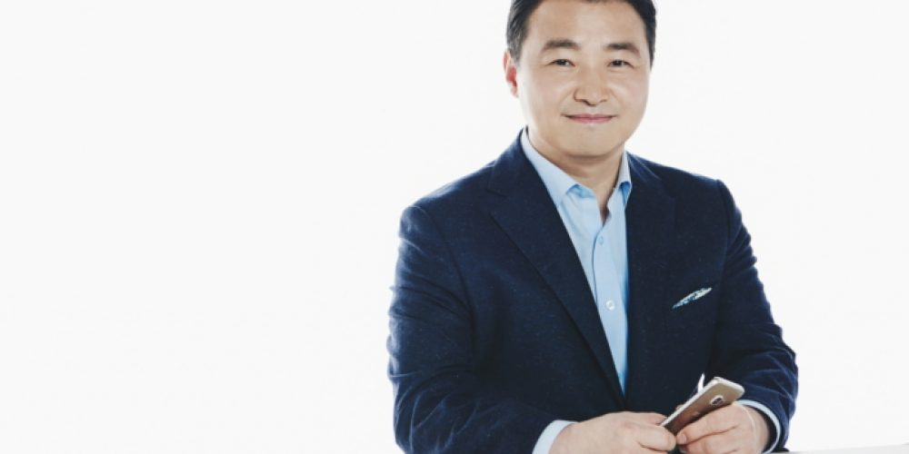 Samsung nombra a Roh Tae-moon como su nuevo jefe de telefonía móvil