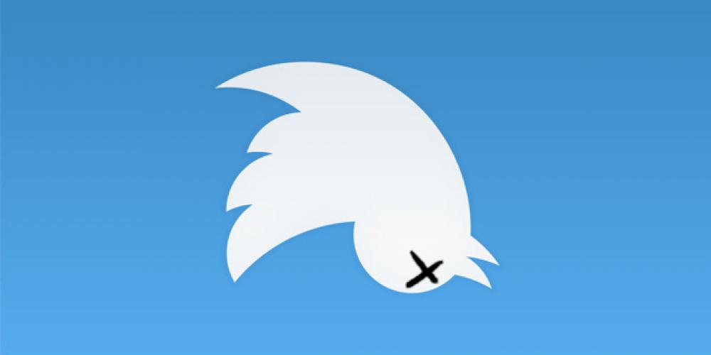 Twitter eliminará las cuentas que no han sido usadas durante seis meses