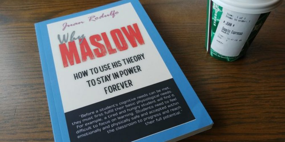 Why Maslow the Book
