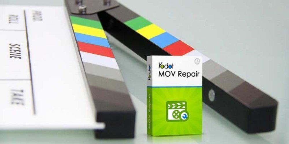 Repara videos dañados con Yodot Video Repair