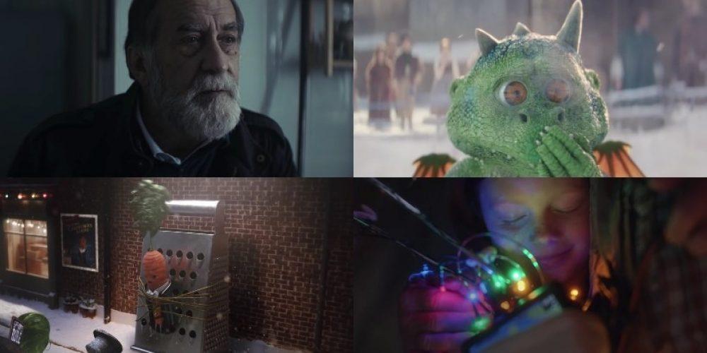 Los mejores anuncios navideños de 2019