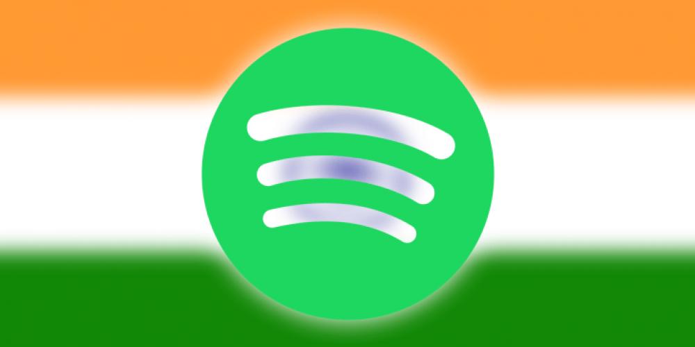 Spotify desembarca en India