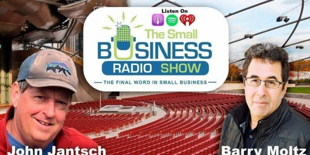 Small Business Radio Show with Barry Moltz – The Self-Reliant Entrepreneur
