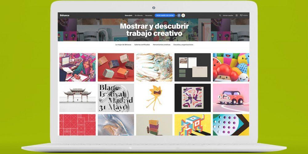 8 páginas web donde puedes crear tu portfolio online