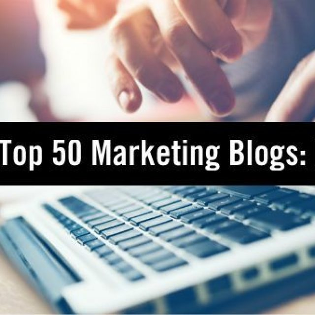 BIGLIST of 50 Top Marketing Blogs for 2019 – Martech Edition