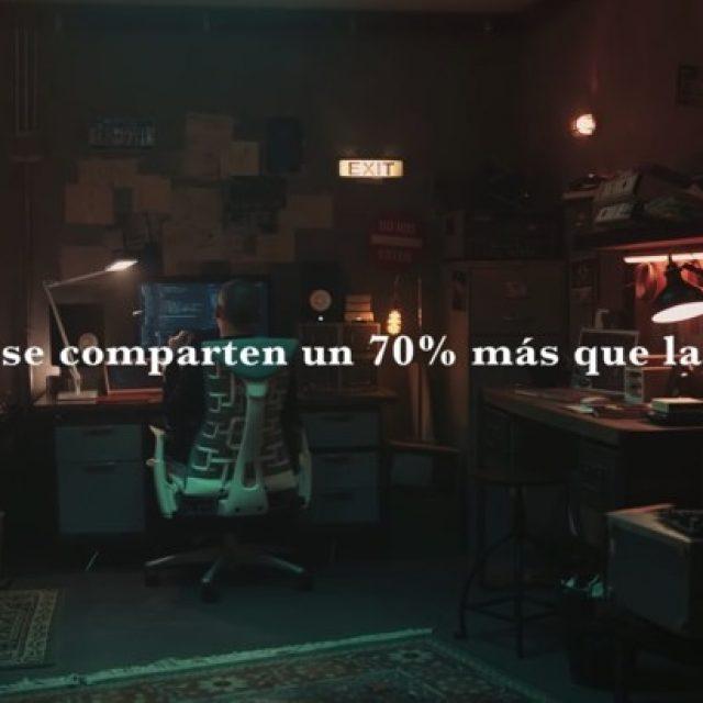 """""""Fake Me"""", el anuncio navideño de Campofrío 2019"""