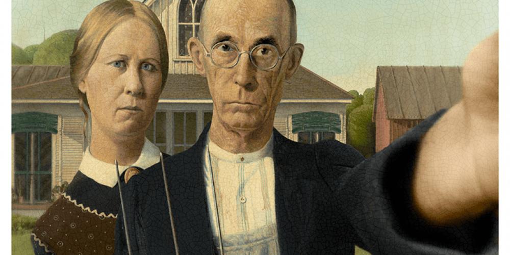 Classicool: Así se harían selfies los diferentes personajes históricos que vemos en cuadros