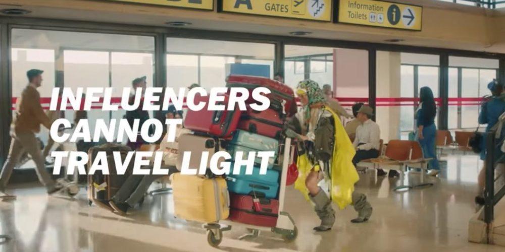 Diesel muestra las desventajas de ser influencer en esta campaña cargada de humor