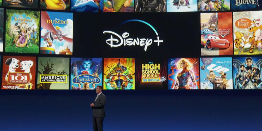 Disney anunció el lanzamiento de Disney Plus, su nuevo servicio streaming