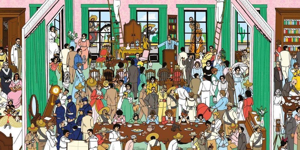 «¿Dónde está Frida?»: un libro ilustrado para buscar a Frida Kahlo