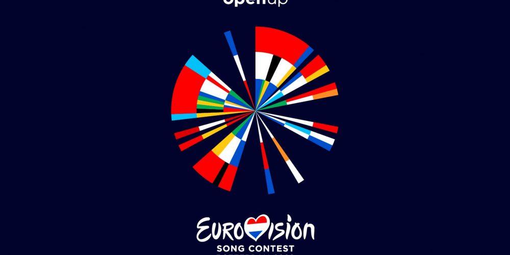 La identidad visual de Eurovisión 2020 está formada por las banderas de los países participantes