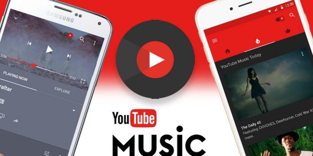El servicio de música streaming de YouTube pierde frente a sus más grandes competidores