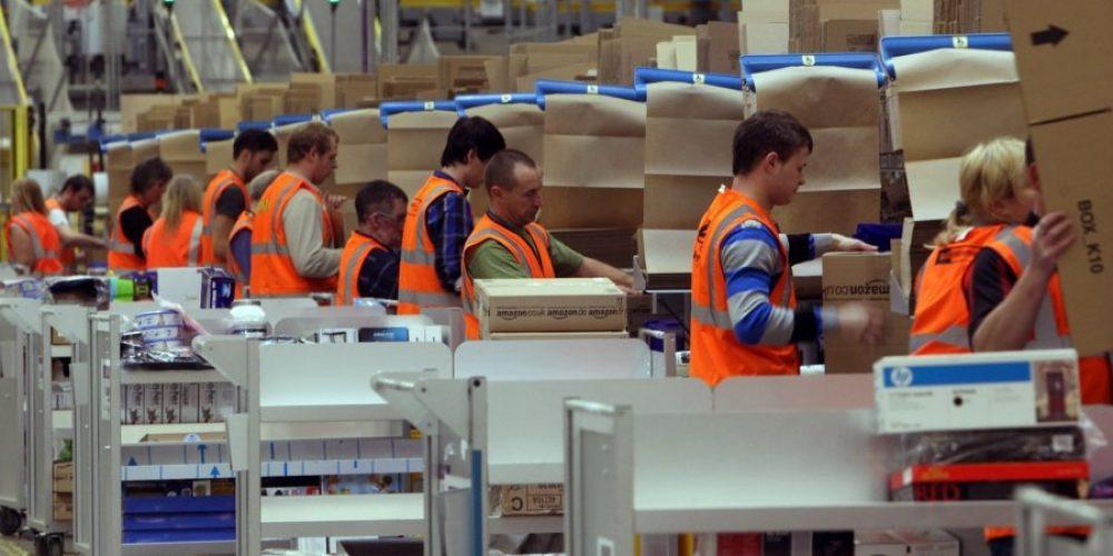 Empleados de Amazon deberán trabajar desde sus hogares para evitar la expansión del coronavirus