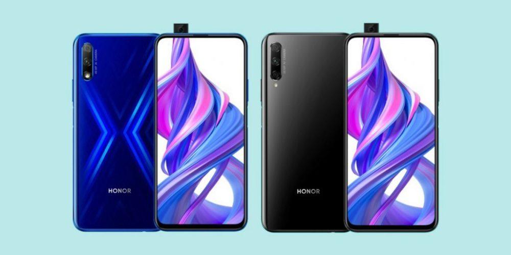 Honor anuncia sus primeros smartphones con cámara selfie pop-up