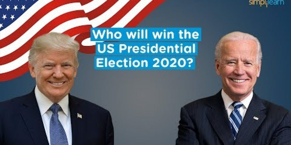 US Election Prediction 2020 Latest | US Election Prediction Using Machine Learning | Simplilearn