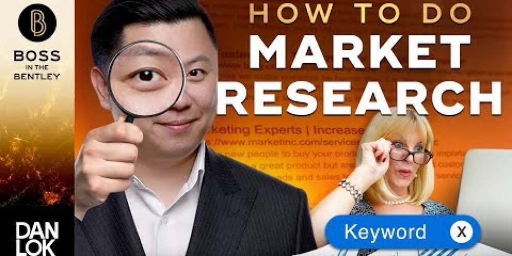 How To Market Research For A Business