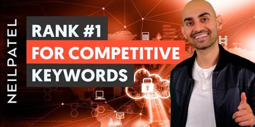 How To Rank #1 For Competitive Keywords – Module 4 – Lesson 1 – Content Marketing Unlocked