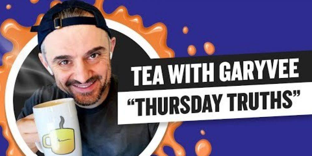 Best Way to Start Thursday! | Tea With GaryVee