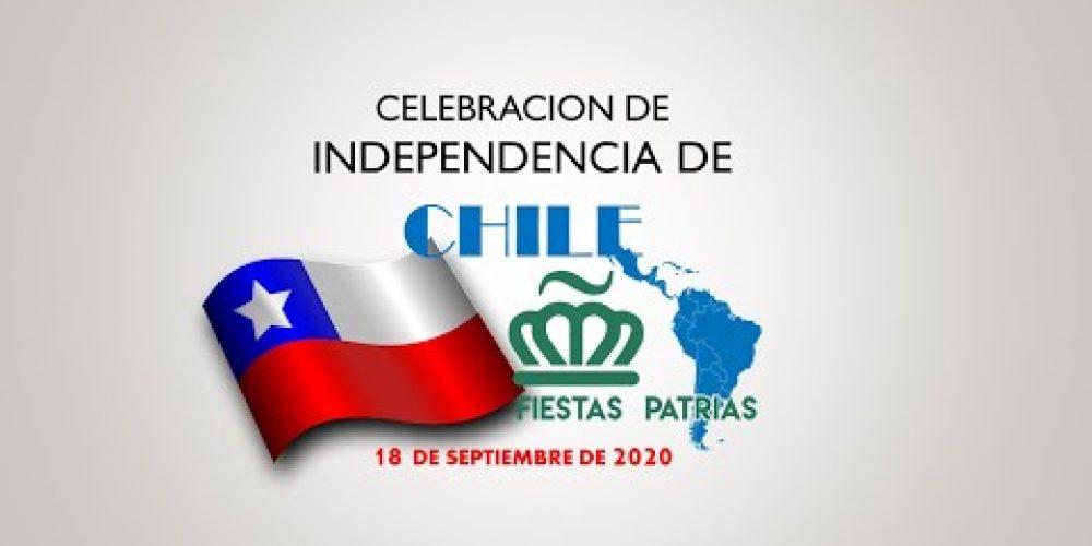 Celebracion Independencia de Chile a cargo del Comité Fiestas Patrias y Tradiciones de Charlotte