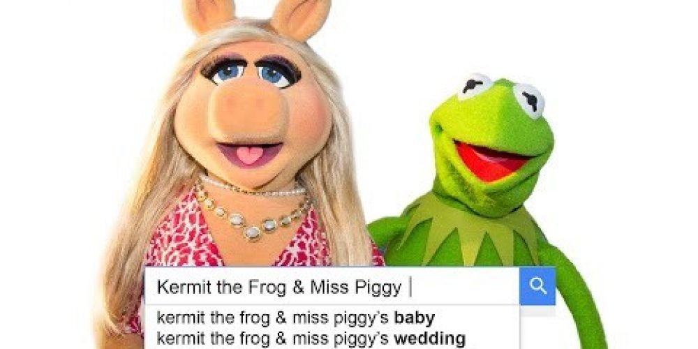 Kermit & Miss Piggy Answer the Web's Most Searched Questions | WIRED