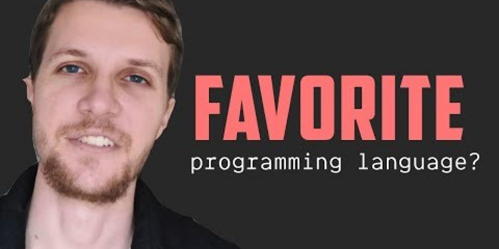 Why You SHOULDN'T Have a Favorite Programming Language