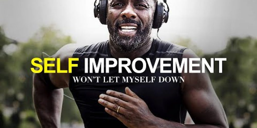 SELF IMPROVEMENT – Must Hear *important* Inspirational Speech