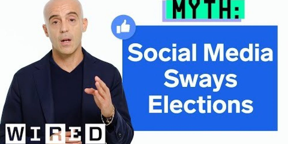 Debunking Election & Social Media Myths | WIRED