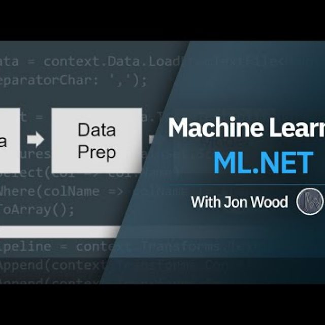 Machine Learning Crash Course With ML.NET