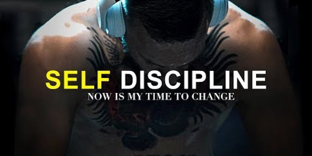 SELF DISCIPLINE – Must Hear *powerful* Inspirational Speech