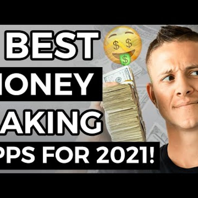 5 BEST Apps To Make Money From Your Phone (Worldwide)