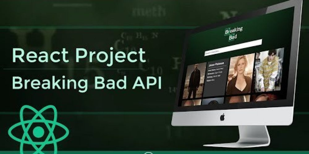 React App – Breaking Bad API