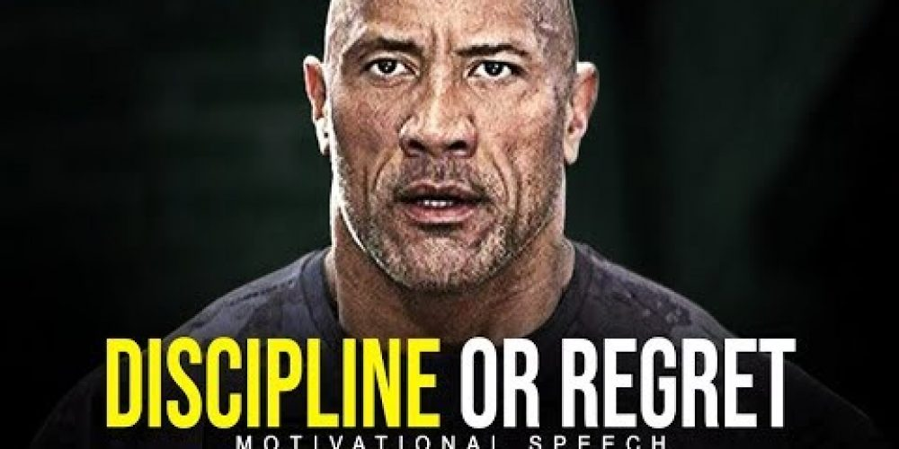 DISCIPLINE OR REGRET – Best Motivational Video